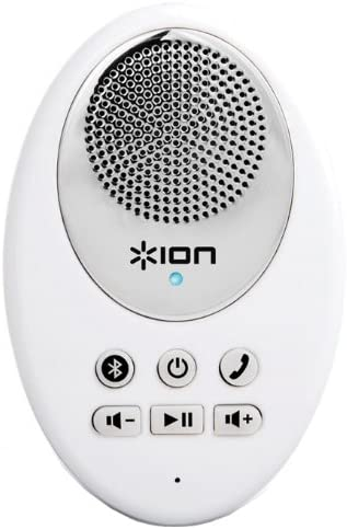 ion sound splash wireless waterproof speaker