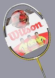 Wilson carbon matrix 8000 badminton racquet(unstrung)