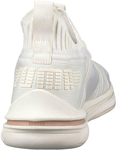 ebay for sale Puma Mens Ignite Limitless SR Evoknit Running Shoes - Whisper White Size 12 cheap huge surprise DRC6NcHy
