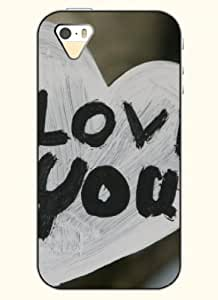 OOFIT Phone Case Design with Love You for Apple iPhone 4 4s 4g by icecream design