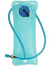 Dioche Bolsa de Hidratación Bolsa de Agua Portátil de 2 litros para Mochila Running, Vejiga de Hidratación para Correr Ciclismo Marathoner Senderismo Excursionismo