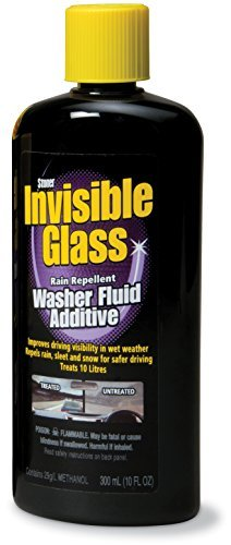 Invisible Glass Premium Glass Cleaner with Rain Repellent Washer Fluid Additive - 10 oz, 91491, Model: 91491, Outdoor&Repair Store