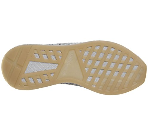 Mens Grey Adidas Deerupt Runner Sneakers URE7Fng