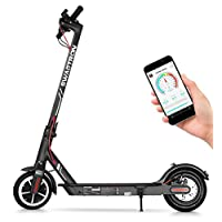 Deals on Swagtron High Speed Electric Scooter w/8.5-in Cushioned Tires
