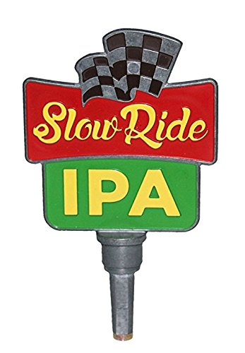 New Belgium Tap Handle Topper Slow Ride IPA by New Belgium Brewery