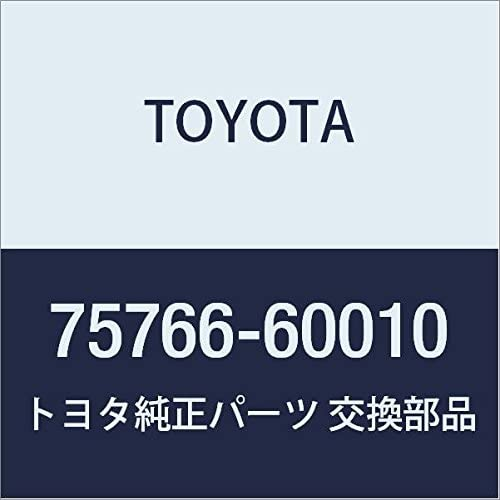 Toyota 75766-60010 Door Frame Garnish