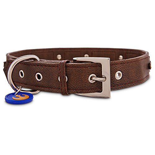 Star Wars Chewbacca Dog Collar, For Necks 10-14, Small, -
