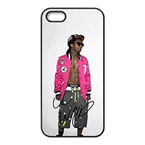 Lil Wayne Black Phone Case for iPhone 5S