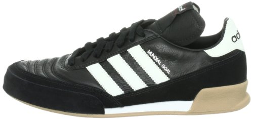 1 Adulte Mixte Football De running Adidas Noir White Goal running Mundial black White Chaussures fYqnzRa