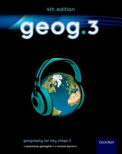 Geog.3: Student Book: RoseMarie Gallagher, Richard Parish ...