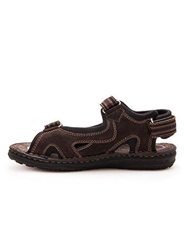 Sandales homme en cuir de sport et de plein air, de marche. Livraison gratuite en 3 à 5 jours ouvrables. Taille 40-45.