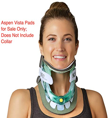 Replacement Pads - Aspen Vista Cervical Collar Neck Brace for Neck Pain Relief and Neck Support