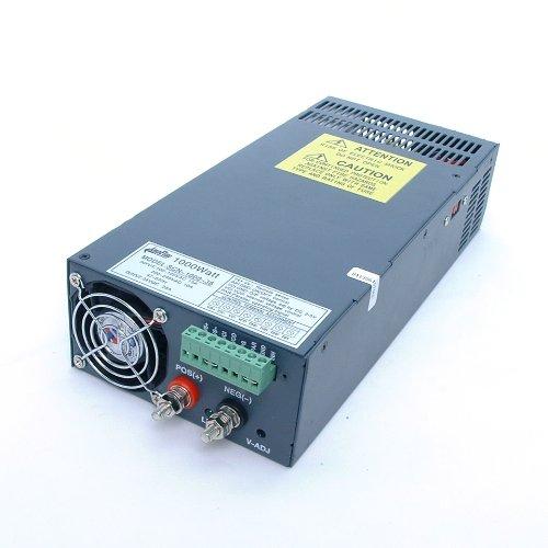 AmpFlow SCN-1000-36 1000W, 28A, 36V DC Power Supply