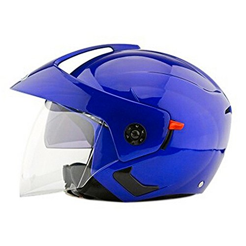Low Profile Full Face Motorcycle Helmet - 3