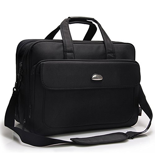 b Shoulder Large 3120 1 Jn Black 2018 Men's Computer Nylon Material Oblique Tablet Business Tote Bag Capacity 54qAP