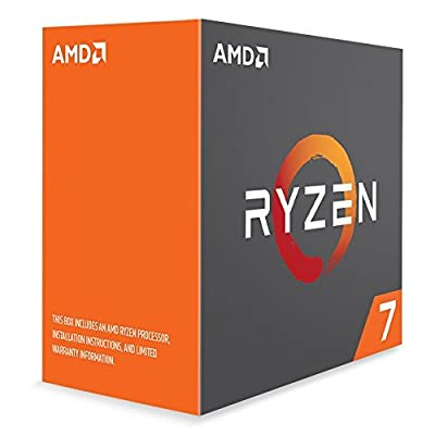 AMD YD180XBCAEWOF Ryzen 7 1800X Processor from Amd