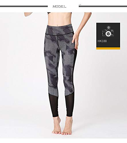 Amazon.com: Women Sporting Leggings High Waist Yoga Pants ...
