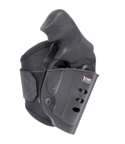 Concealed Carry Fobus Ankle Holster Ruger LCR 38 357 Judge Conceal Carry Pistol HandGun & Pistol