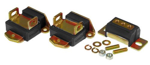 - Prothane 7-1901-BL Black Motor and Transmission Mount Kit