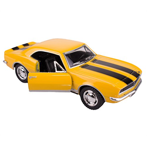 yellow camaro - 7