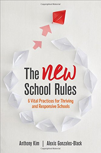 - The NEW School Rules: 6 Vital Practices for Thriving and Responsive Schools