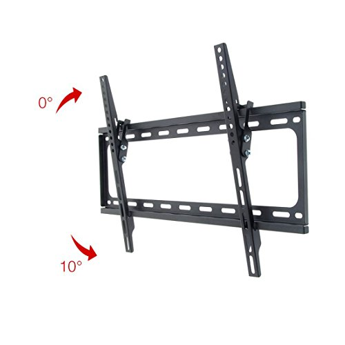 Abacus24-7 Tilting Low Profile Wall Mount Bracket for LG 50LF6100 50LH5730 55LF6100 55LH5750 70UH6330 70UH6350 75UH8500 77EG9700 OLED55 OLED65 OLED77 TVs