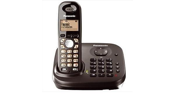 Panasonic KX-TG7331 - Teléfono Fijo: Amazon.es: Electrónica