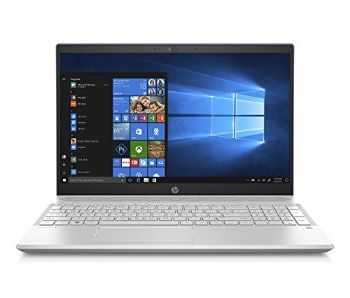 HP 15-cw0009la Laptop 15.6' HD, AMD Ryzen 5 2500U 2.0GHz, 12GB RAM, 128GB SSD, Gráficos AMD Radeon Vega 8, Windows 10