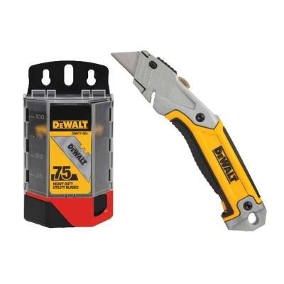 DeWalt Retractable Utility Knife & Blades Set