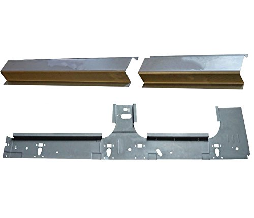 Motor City Sheet Metal - Works With 1999-2016 Ford Super Duty Crew Cab 3Pc Driver Side Inner & Outer Rocker Panels