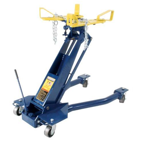 Hein werner hw93718 blue floor transmission jack 1 ton for Floor jack parts