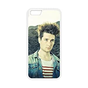 iPhone 6 Plus 5.5 Inch Cell Phone Case Covers White Bastille MUS9220339