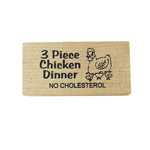 - TG,LLC Funny Prank Chicken Dinner Practical Joke Party Favor Novelty Gag Gift