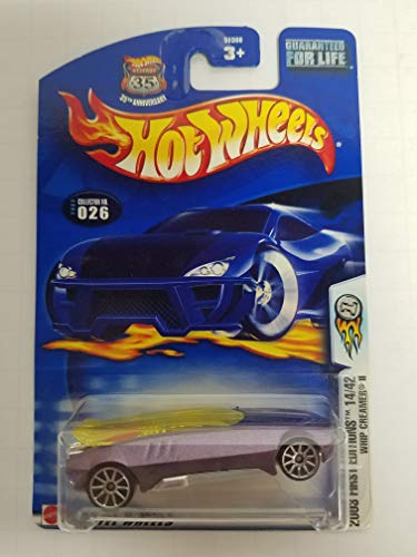 Whip Creamer II 2003 First Editions 14 of 42 Hot Wheels NO. 026