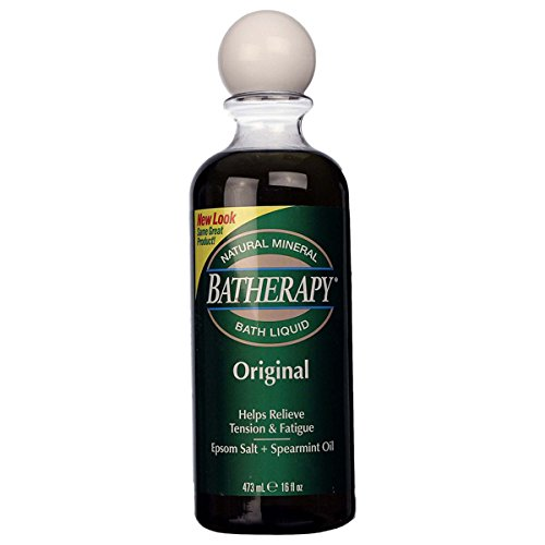 (Queen Helene Batherapy Liquid Natural Mineral Bath, Original, 16 Ounce)
