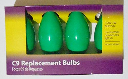 Light keeper pro C9 ceramic green replacement bulbs