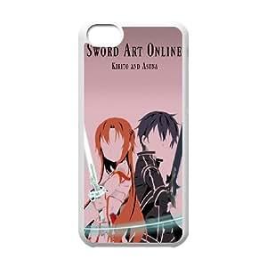 iPhone 5C Phone Cases Sword Art Online Unique Phone Case BBTR3185517