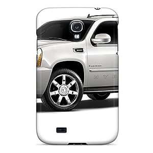 Fashionable Mky6715EXsu Galaxy S4 Case Cover For Cadillac Escalade Hybrid 2009 Protective Case WANGJING JINDA