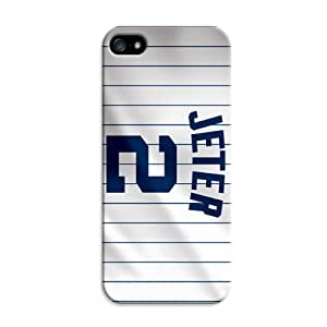 LarryToliver New Waterproof Shockproof Dirt Proof Protection Case Cover For iphone 5/5s iphone Baseball New York Mets