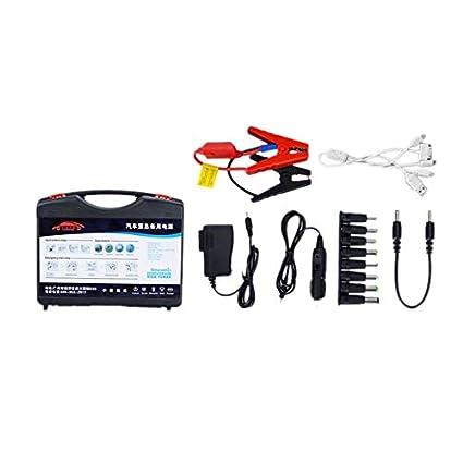 Amazon.es: Deasengmins TM-17 13800mAh Batería de Emergencia ...