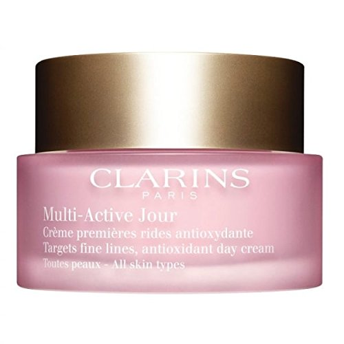 Clarins Multi-Active Day Early Normal To Combination Skin Wrinkle Correction Cream-Gel, 1.6 Ounce ()