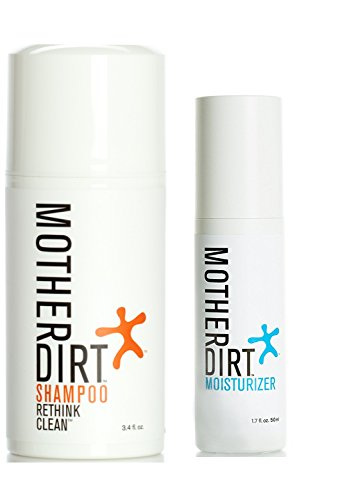 Mother Dirt Shampoo and Moisturizer Combination Pack
