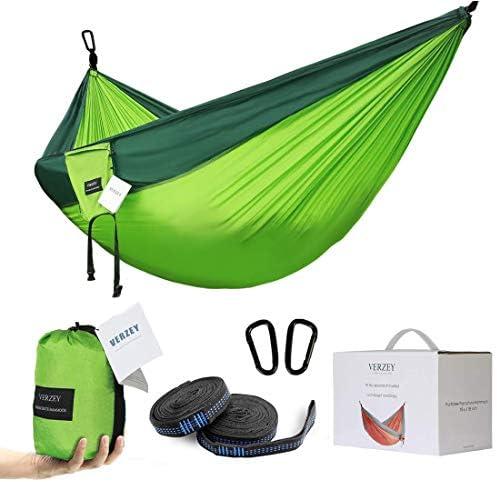 VERZEY Camping Hammock Double