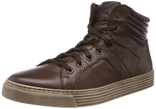 camel active Men's Bowl 35 Hi-Top Trainers Brown (Bison/Mocca 1) cheap sale cheap latest collections looking for discount exclusive buy cheap fake mwxDR