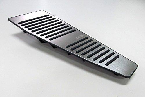 Don/'t Fit the LHD Osir Design O-REST B8 RHD Add-on stainless steal footrest for RHD Audi A4 B8 Dont Fit the LHD A5 B8 Q5 B8 2009-2014 A5 B8 Q5 B8 2009-2014