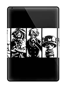 one piece anime Anime Pop Culture Hard Plastic iPad Air cases 9134857K475910504