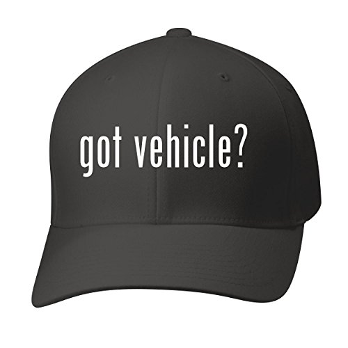 Got Vehicle - Got Vehicle? - Baseball Hat Cap Adult, Black, Large/X-Large