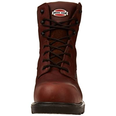 Iron Age Men's Hauler IA0180 Work Boot | Industrial & Construction Boots