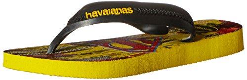 Pictures of Havaianas Kids Flip Flop Sandals, Max Heroes, Superman ,(Toddler/Little Kid) 1