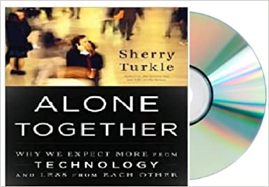 summary of alone together by sherry turkle